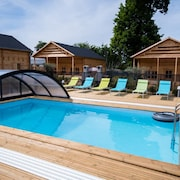 Cottage for 5 Persons With Heated Pool