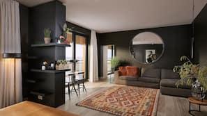 Een kluis op de kamer, een laptopwerkplek, geluiddichte muren