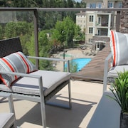 Luxurious Modern 2/bedroom 2/bath Condo At Pinnacle Pointe Resort