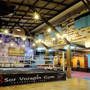 Sor Vorapin Muay Thai Home