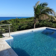 Stella Views has Stunning 360 Degree Views of Long Island, Atlantic & Caribbean
