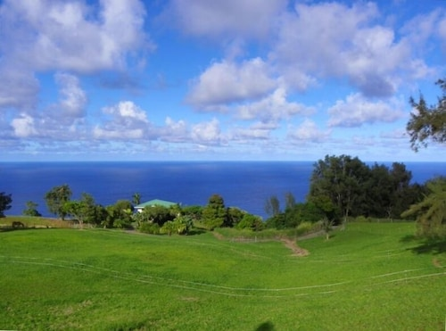 Big Views From This Hamakua Home