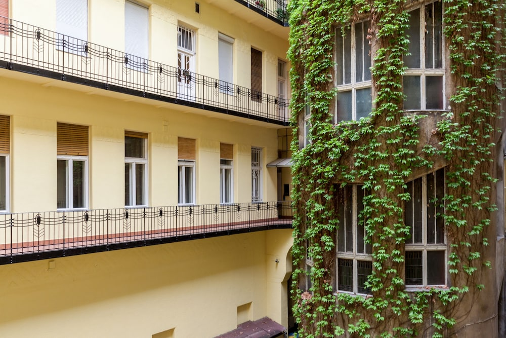 View from Property, Budapestay Apartments