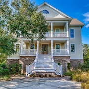 #167 Sea Island - 8 Br home by RedAwning