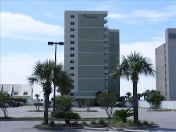 Parking, Tradewinds 108 - 1 Br condo by RedAwning