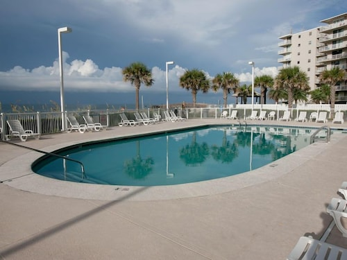 Outdoor Pool, Tradewinds 108 - 1 Br condo by RedAwning