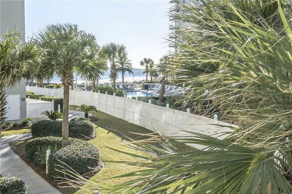 Balcony View, Tradewinds 108 - 1 Br condo by RedAwning