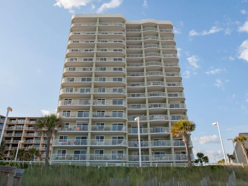 Front of Property, Tradewinds 108 - 1 Br condo by RedAwning