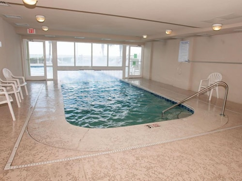 Indoor Pool, Tradewinds 108 - 1 Br condo by RedAwning