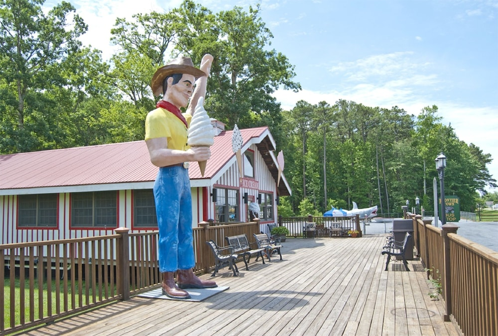 Frontier Town Campground in Ocean City | Hotel Rates
