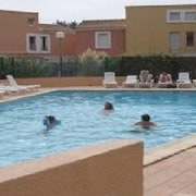 TB 2 Bedroom Apartment Pool 100 m From the Floor Plage1er Quiet
