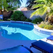 Green Valley3 Bdrm,2 BA, Pool/ SPA Home,10 Miles From the Strip