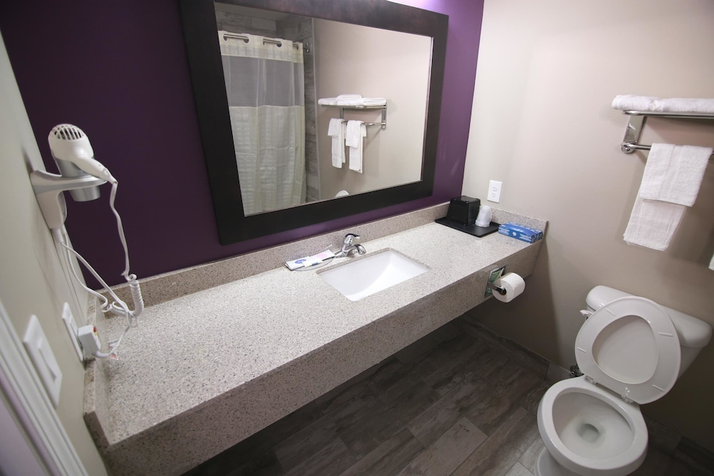 Bathroom, Home Inn and Suites