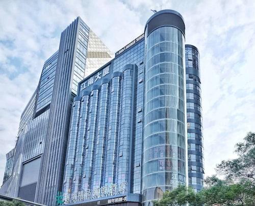 Relaxed Season Hotel Shenzhen Dongmen Branch
