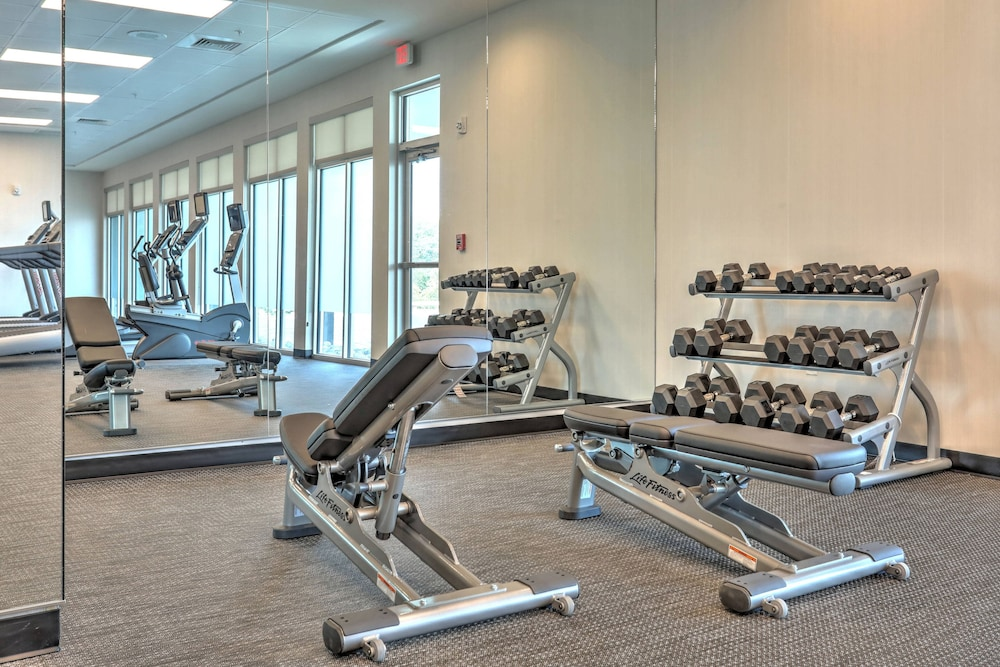 Fitness Facility, Courtyard by Marriott Deptford