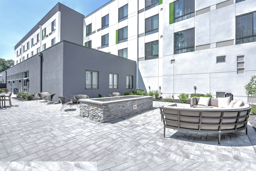 Terrace/Patio, Courtyard by Marriott Deptford