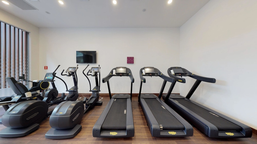 Gym, The Fives Downtown Hotel & Residences, Curio Collection by Hilton