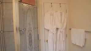 淋浴設備、風筒、提供毛巾