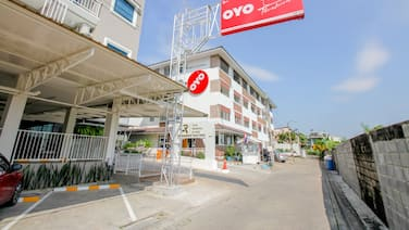 OYO 405 Ruan Plaisoi Apartment