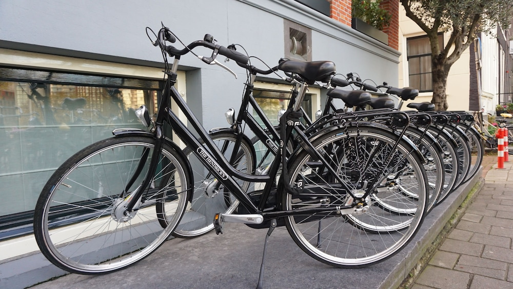 Bicycling, The Hendrick's Hotel