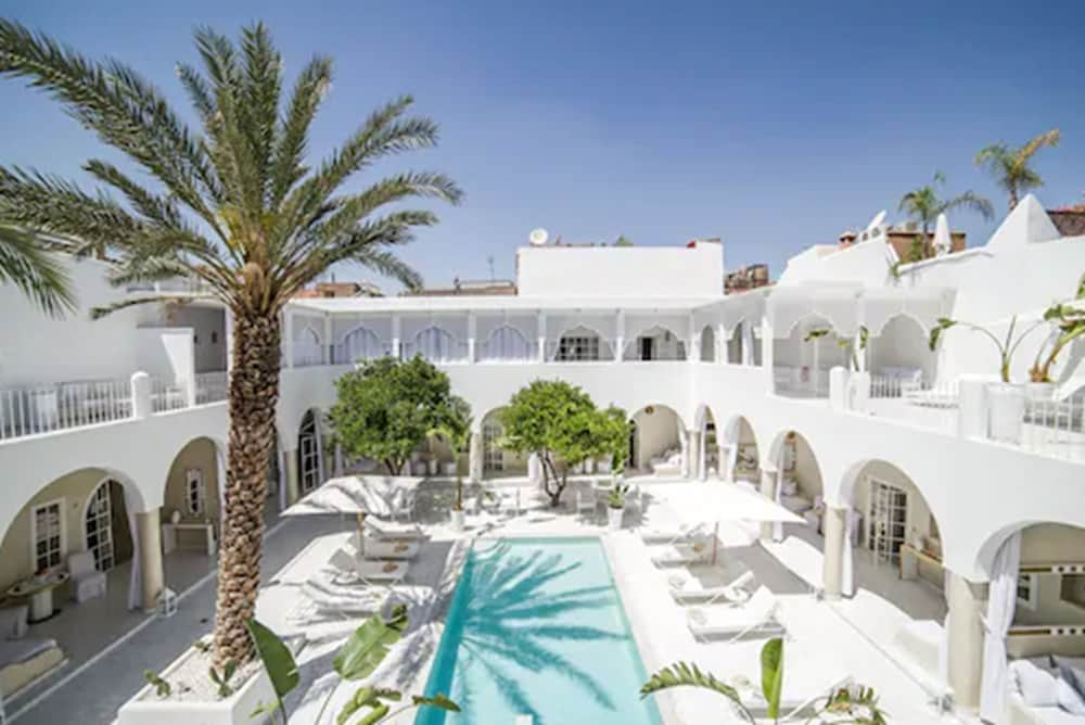 Featured Image, Riad Palais Blanc
