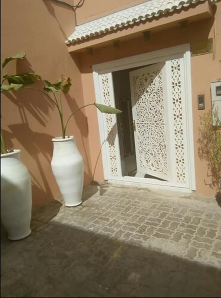 Property Entrance, Riad Palais Blanc