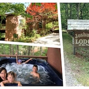 Joshua's Lodge At The Pines - The Family Fun Place