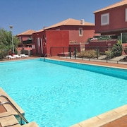 Caleta Fuste: Private Terrace / Pool / Free Wifi / TV SAT