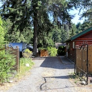 Cabin On The World Class Nanaimo River