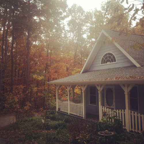 The Blue Cottage Rental - the Perfect Lookout Mountain Getaway