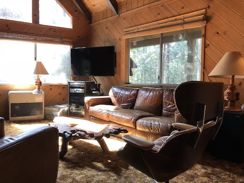 Cabin.bls: Comfortable, Pet Friendly 2 Br+ Loft, Wifi, Sleeps 8