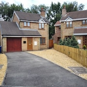 The Oaks is a Spacious Detached Holiday Home Located in Chorley, Lancashire
