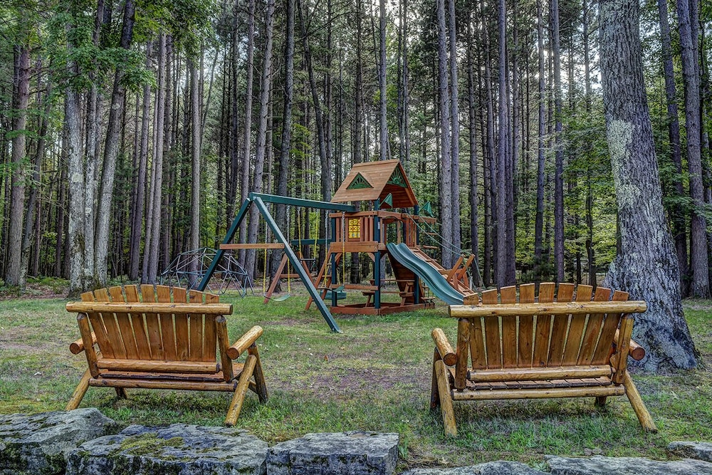 Children's Area, Top 10 Home On World's Largest Chain of Lakes! Featured On Travel Wisconsin!