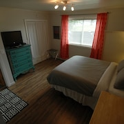 Studio Vacation Rental Available in the Heart of Spenard!