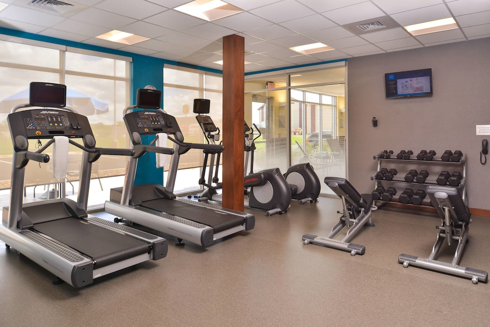 Fitness Facility, Fairfield Inn & Suites by Marriott Warrensburg