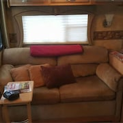 Rv With Amazing Views Private 3 5 Acres Peaceful Spot Next To National Forest