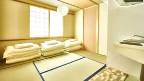 2 間臥室、羽絨被、窗簾、免費 Wi-Fi