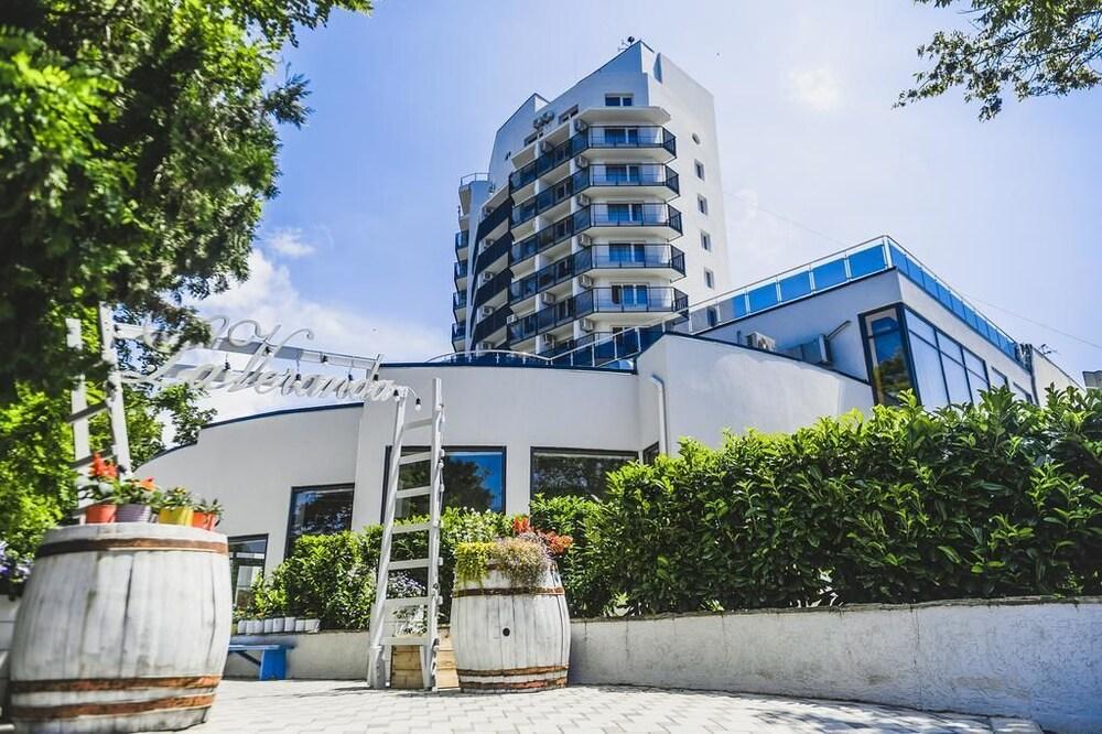 Anapa Okean Health Resort In Anapa Hotel Rates Reviews