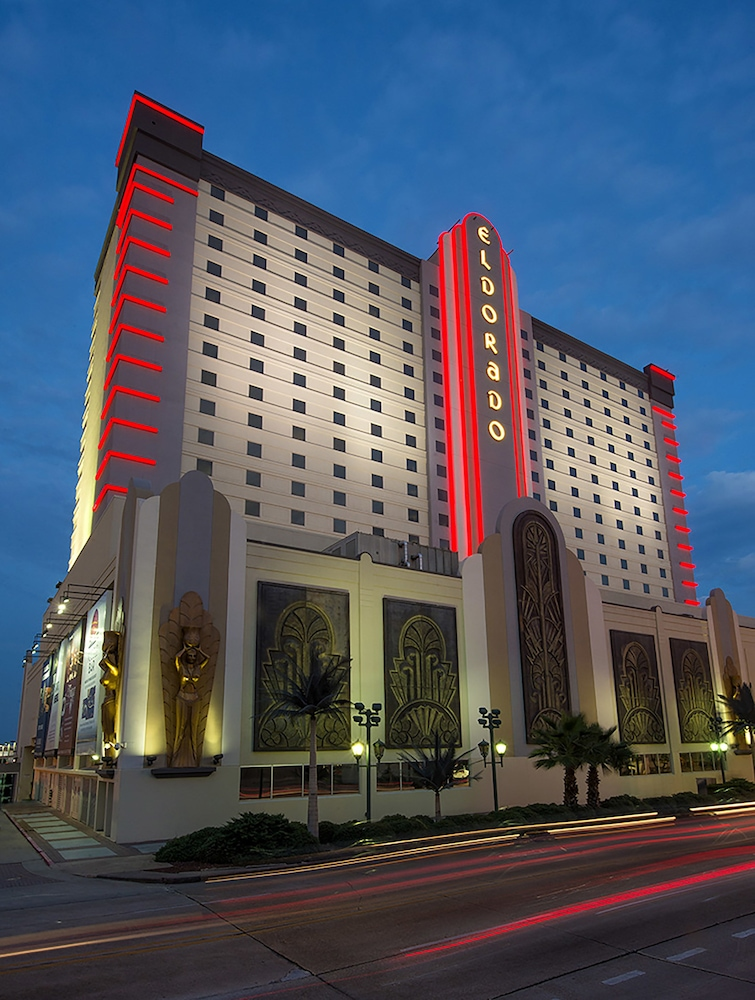 Exterior, Eldorado Resort Casino Shreveport