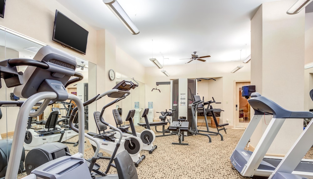 Fitness Facility, Eldorado Resort Casino Shreveport
