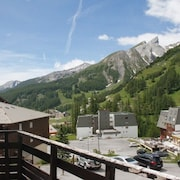 Mountain Studio 5 Pers. + Terrace - La Foux D'allos