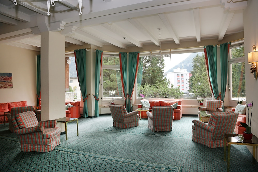 Lobby Lounge, Hotel Derby Davos