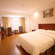 GreenTree InnNingbo Dongqian Lake Yinxian Avenue North Mozhi Road Business Hotel