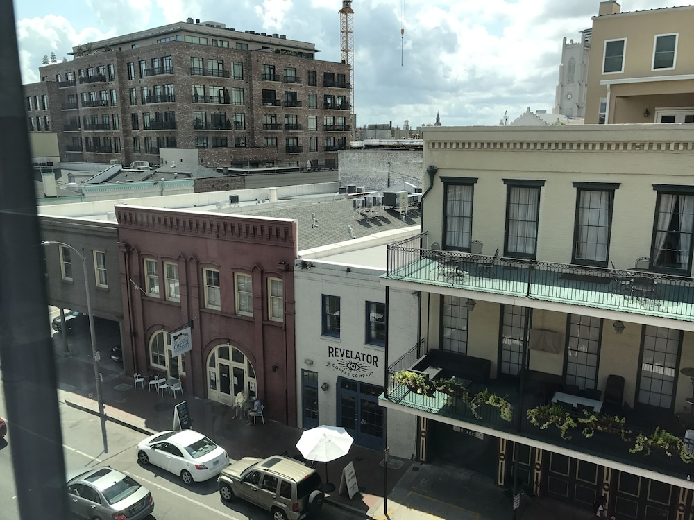View from Room, Cambria Hotel New Orleans Downtown Warehouse District
