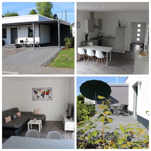 2 Persoonsbed Modern.Relax Enjoy For Your Perfect Holiday In The Northern Eifel