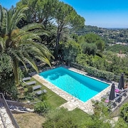 The Garden of Eloise, Panoramaudsigt Over Havet / Riviera, 115m², 2à8pers Pool