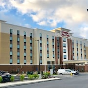 Hampton Inn & Suites Morgantown / University Town Centre