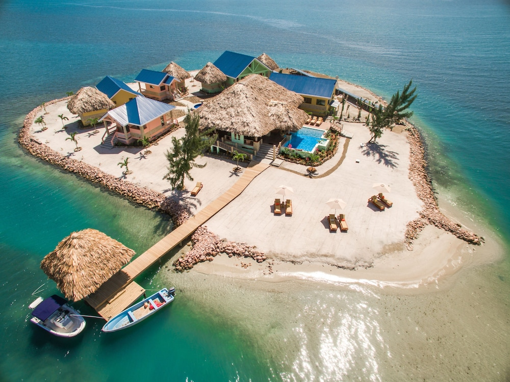 Featured Image, Little Harvest Caye- Private Island