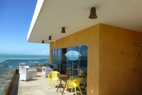 Private Villa on the Sea, Surrounded by Dunes, Direct Access to the Beach