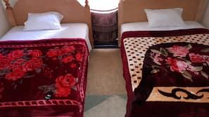 Chambres insonorisées, Wi-Fi gratuit